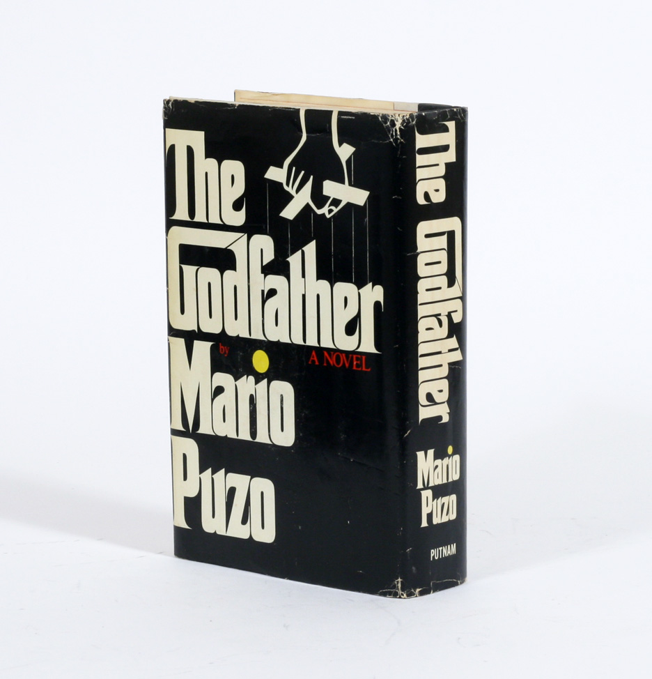 1969 - THE GODFATHER, 1st Book Club Edition Puzo, Mario, G. P. Putnam's sons