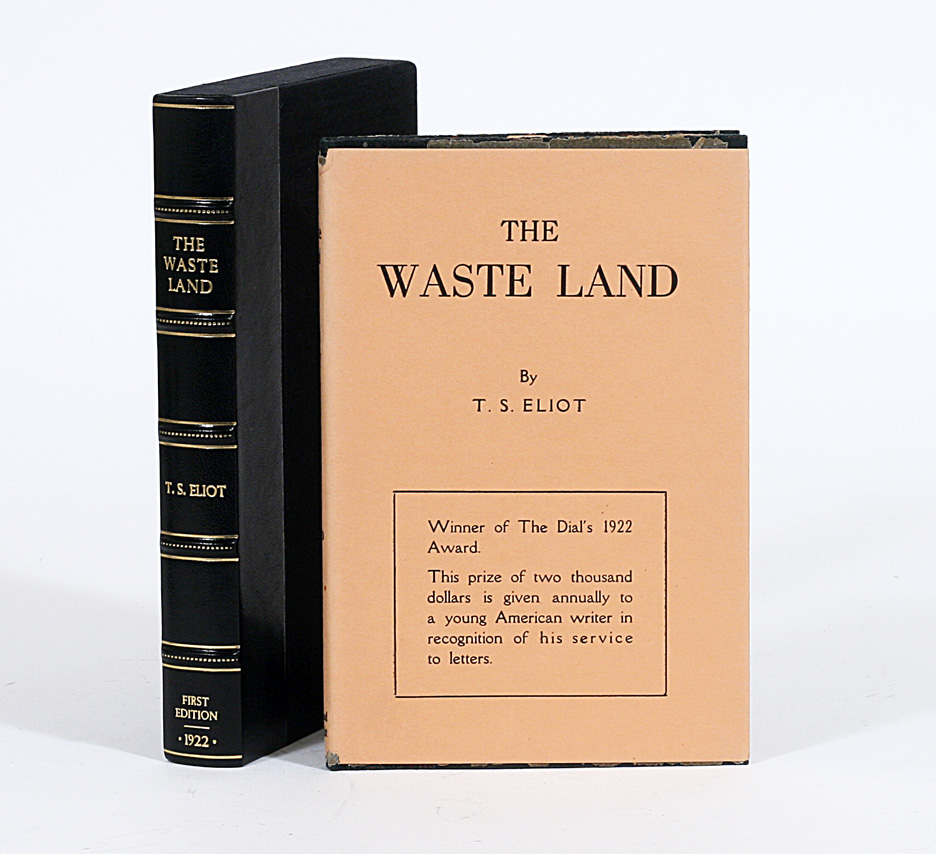 bones in the waste land english What's the longest word in the world here though the more commonly accepted american english just as ts eliot did after the success of the waste land.