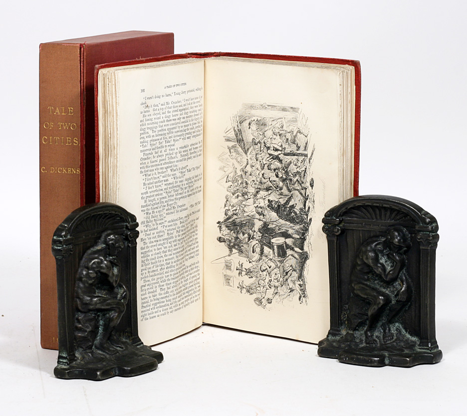 tale of two cities vs beowulf Part of penguin's beautiful hardback clothbound classics series, designed by  the award-winning coralie bickford-smith, these delectable and collectible.