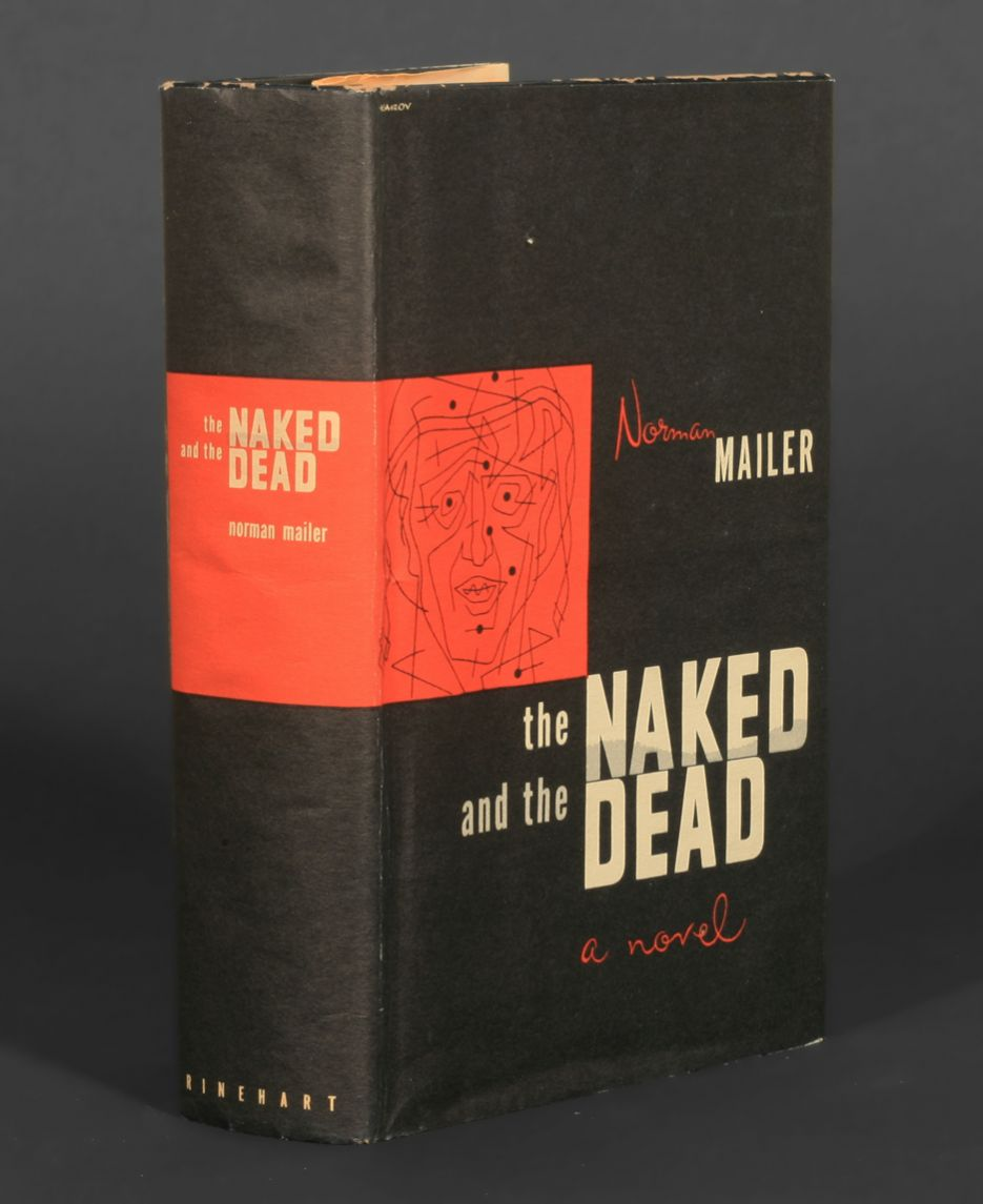 The Naked and the Dead | Norman Mailer | 1st Edition