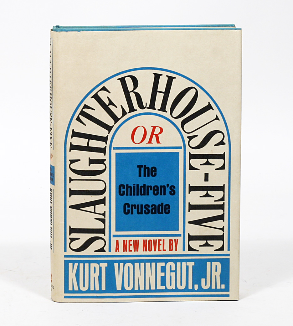 "Image result for ""Slaughterhouse-five, or the children's Crusade"" by Kurt Vonnegut"