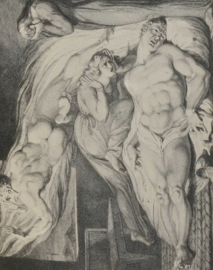 The Works Of William Blake Poetic Symbolic And Critical Edited
