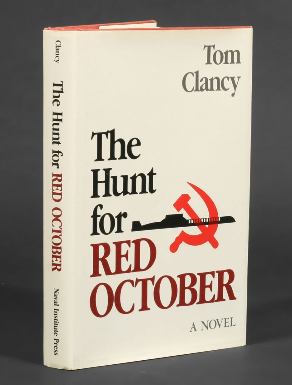 The Hunt for Red October | Tom Clancy | 1st Edition