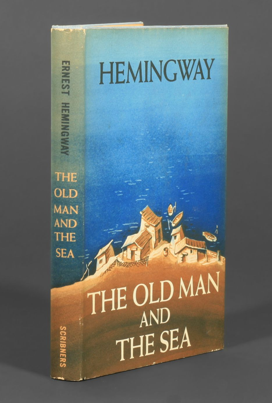 The Old Man and the Sea   Ernest Hemingway   1st Edition