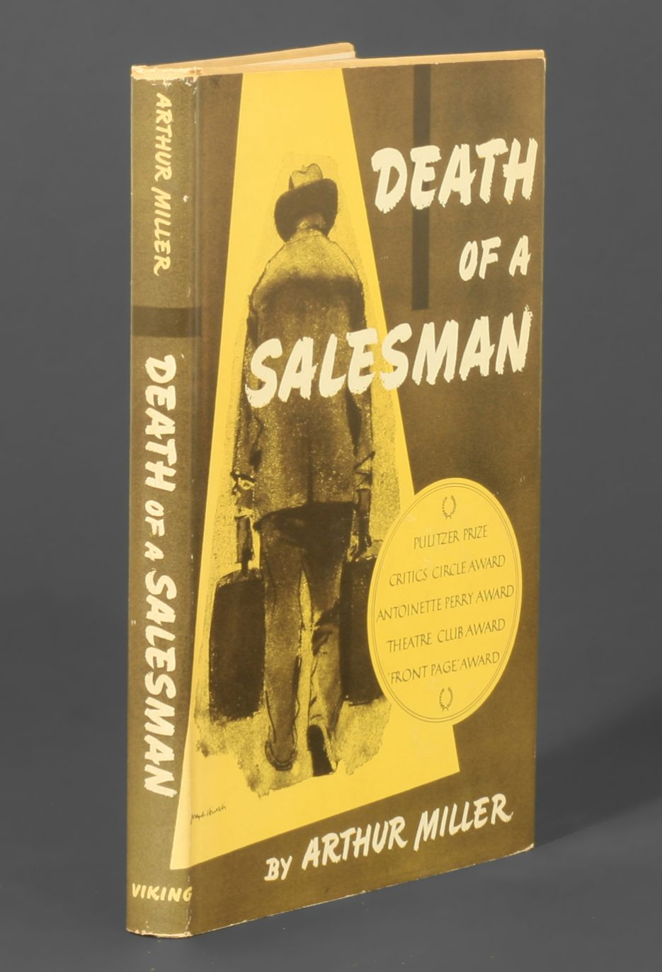 death of a salesman arthur miller Find great deals on ebay for death of a salesman arthur miller 1949 shop with confidence.