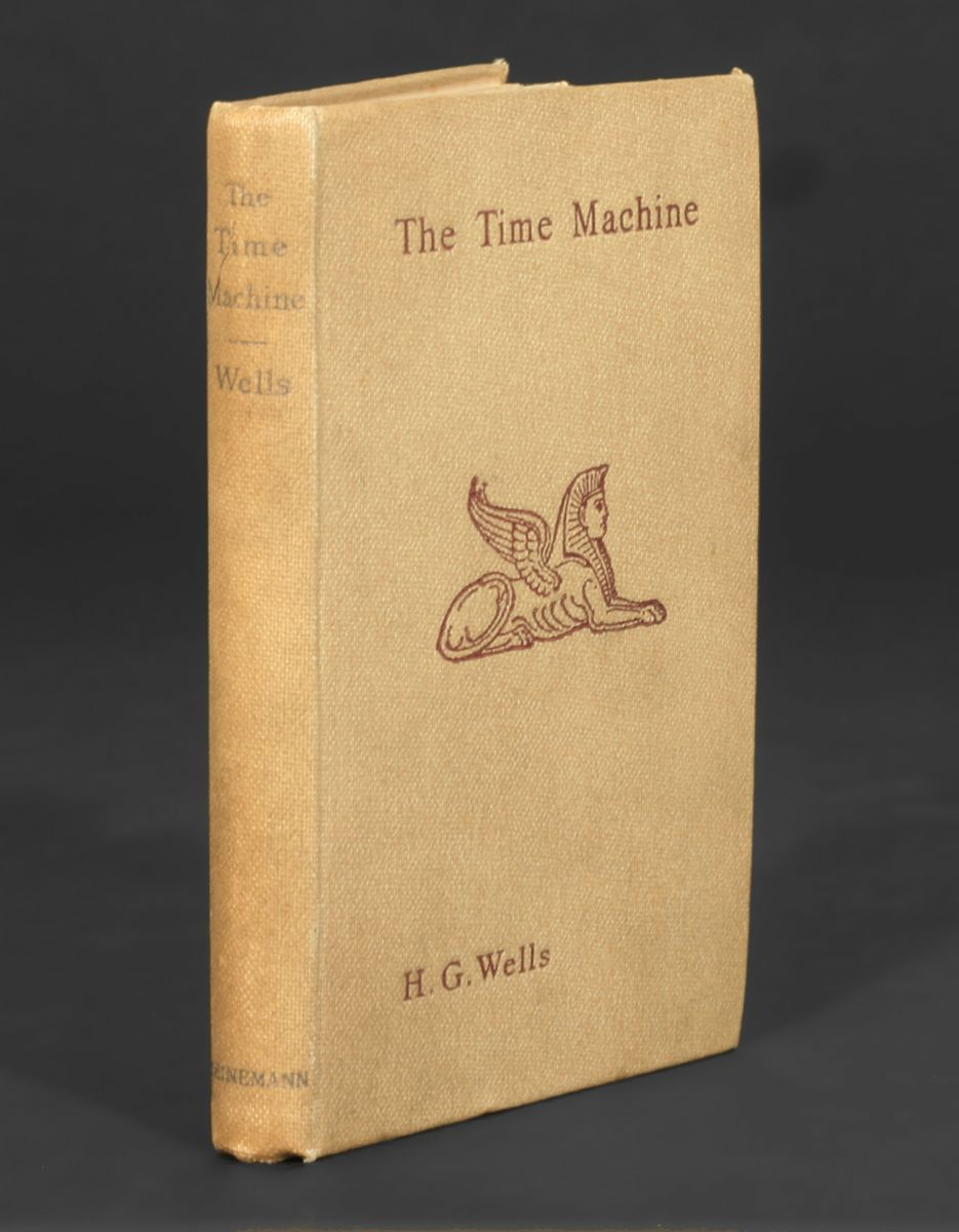 an analysis of the time machine by hg wells The time machine (dover thrift editions) by wells, h g and a great selection of similar used, new and collectible books available now at abebookscom.