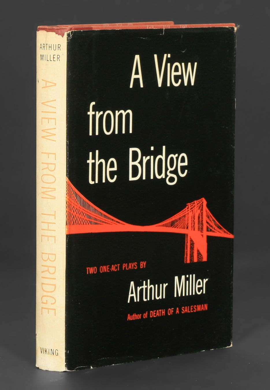 a view from the bridge arthur miller summary