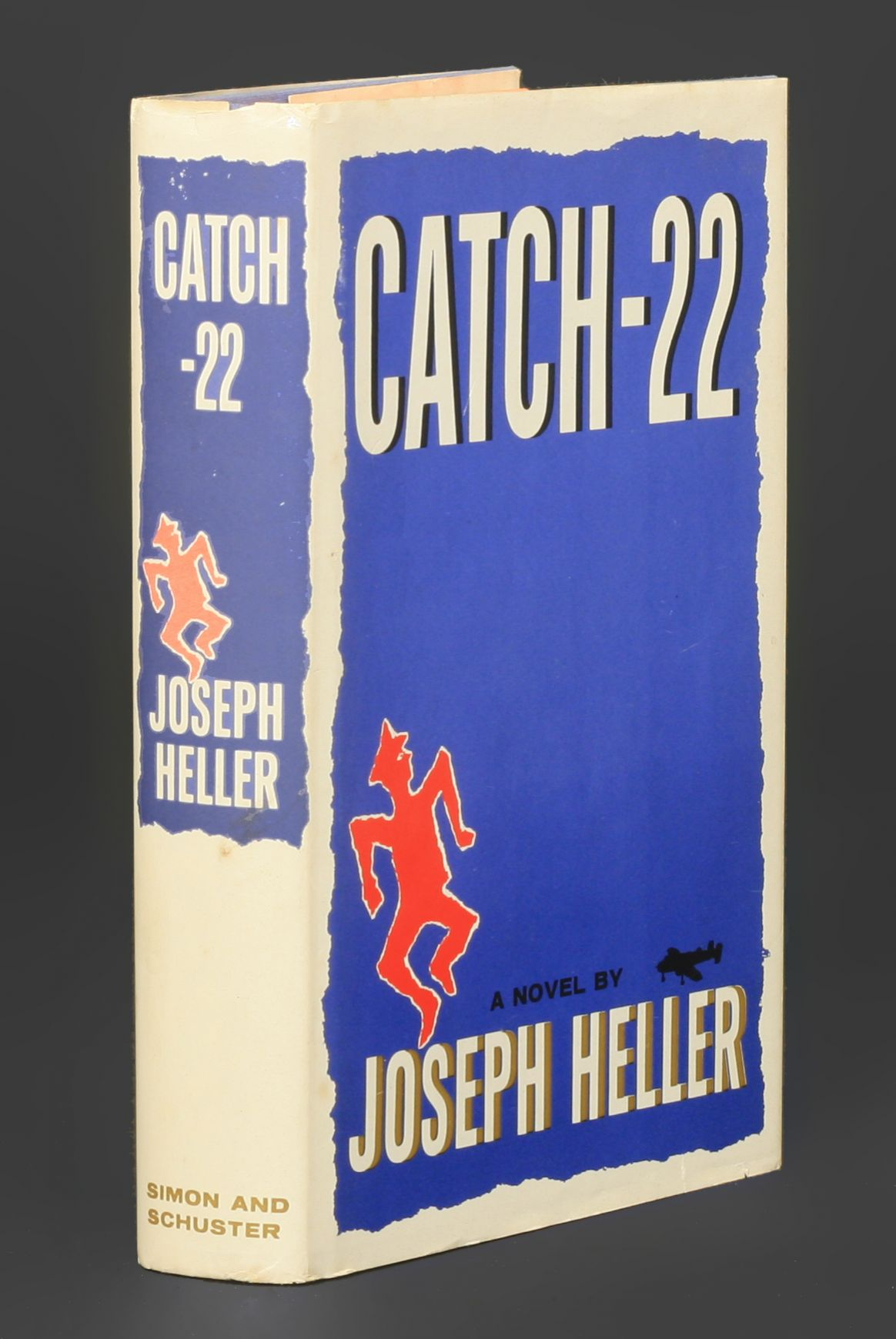 catch 22 by joseph heller essay Essays on joseph heller we have found 500 essays nobody downloaded yetjoseph heller's novel 'catch-22' is a brilliant work of fiction narrating the.
