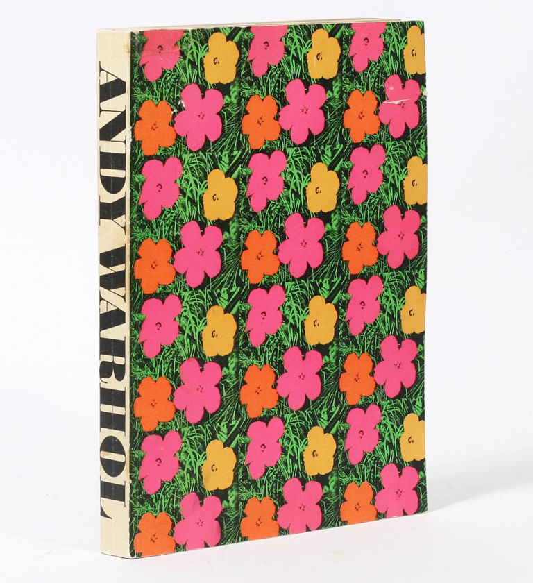 Andy Warhol: Moderna Muséet Exhibition Catalog. ANDY WARHOL.