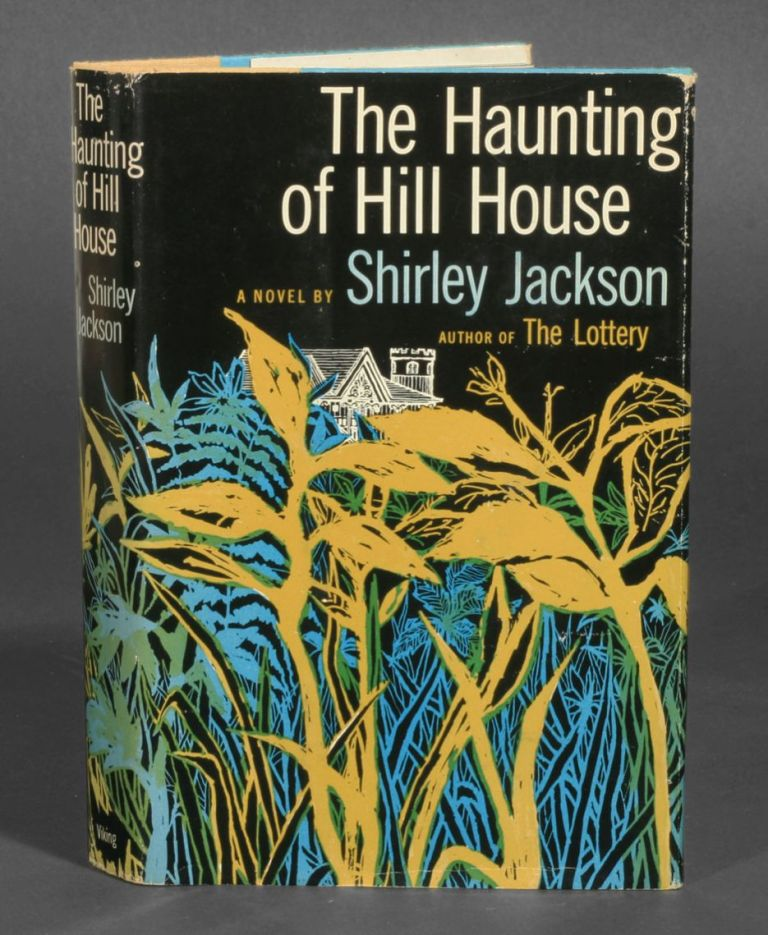 The Haunting Of Hill House Shirley Jackson 1st Edition