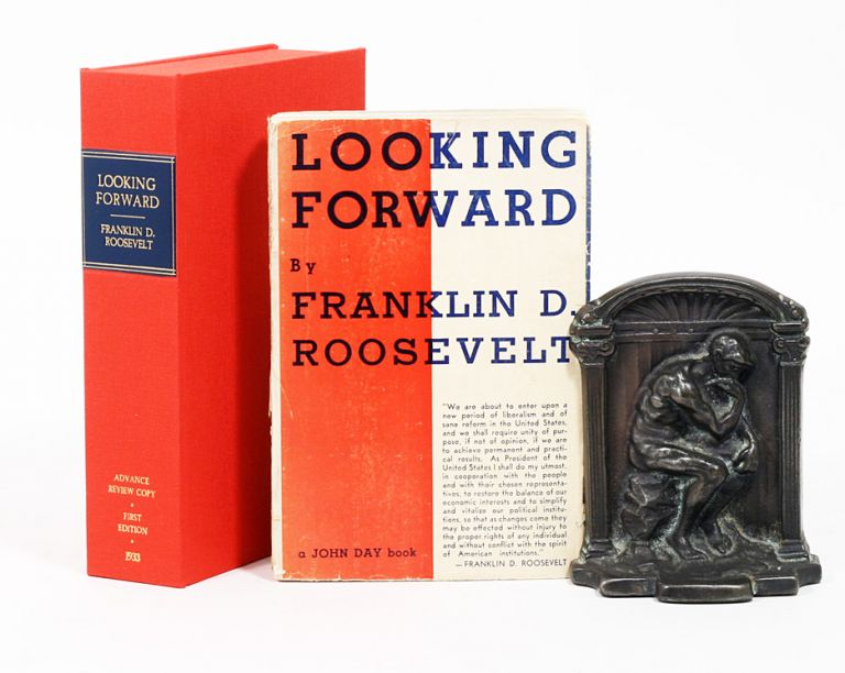 Looking Forward. FRANKLIN DELANO ROOSEVELT.