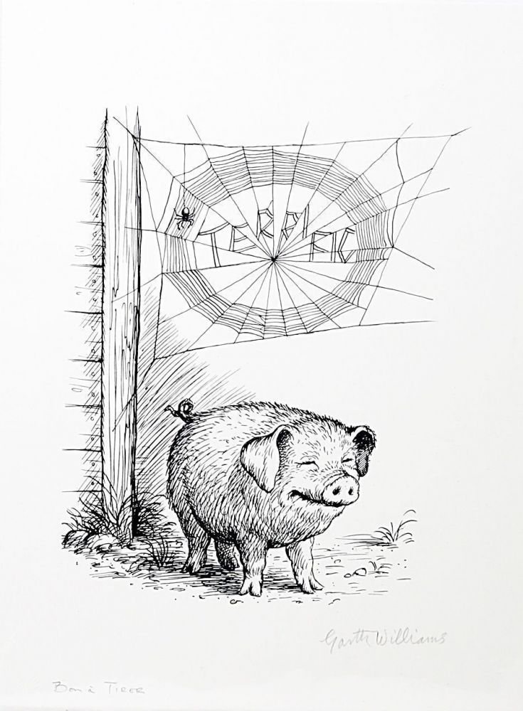 """Terrific"" from Charlotte's Web"