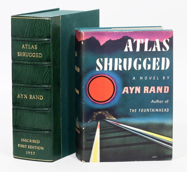 Atlas Shrugged. AYN RAND.