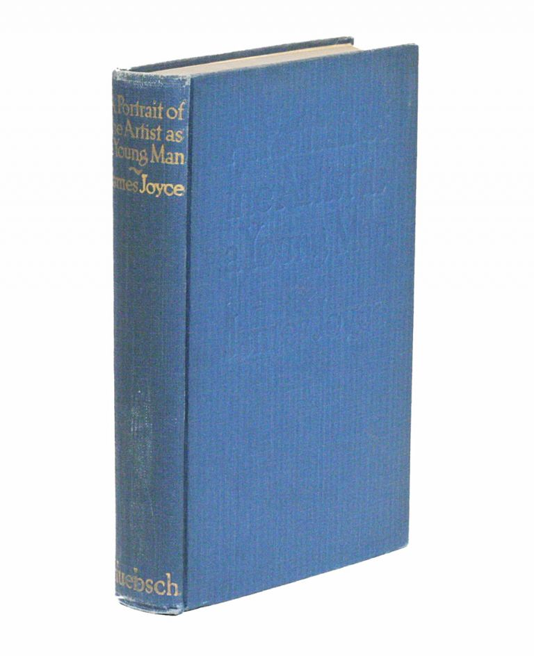 c71e1d2b A Portrait of the Artist as a Young Man | JAMES JOYCE | First Edition