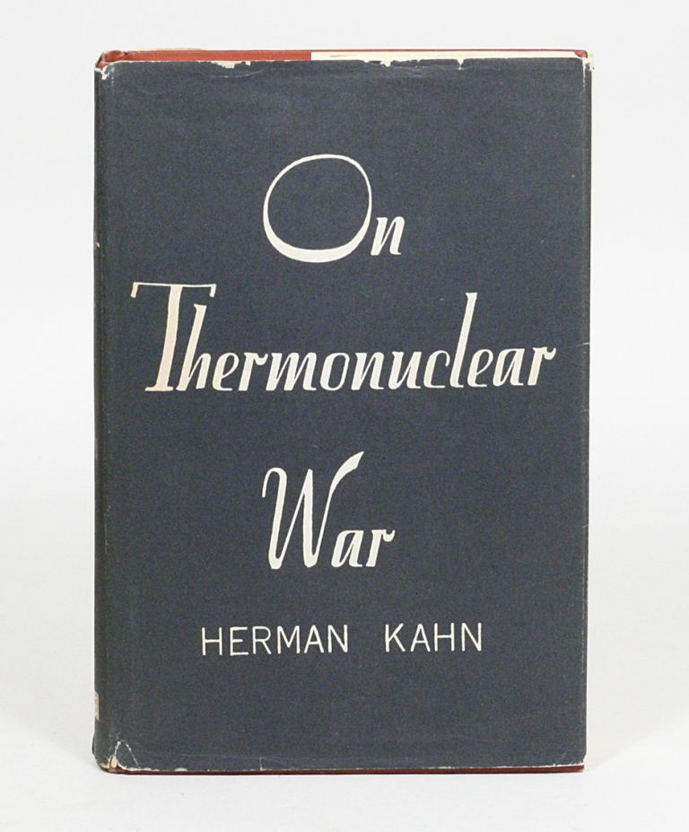 On Thermonuclear War. HERMAN KAHN.
