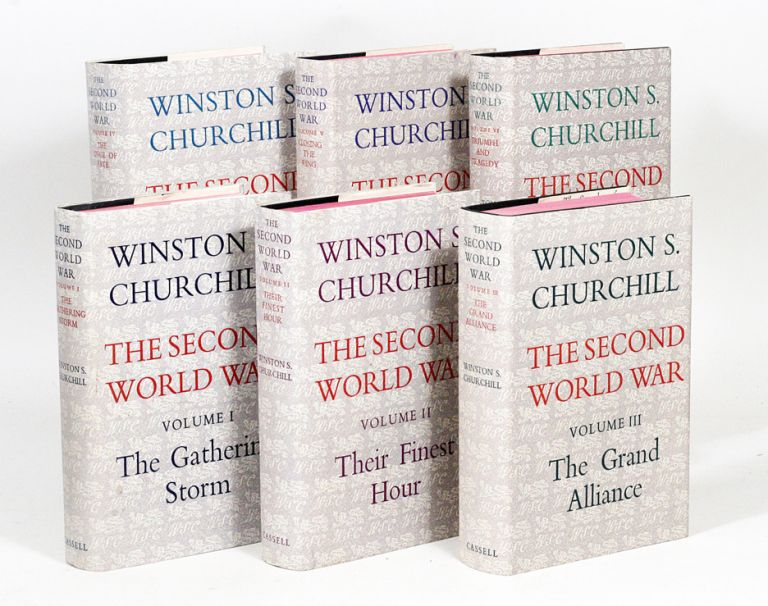 The Second World War. WINSTON CHURCHILL.