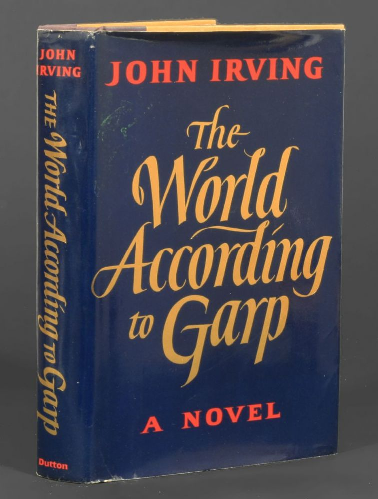 an analysis of the novel the world according to garp by john irving 1 in the preceding essay, john irving writes about his frustration in trying to determine what the world according to garp is about he finally accepts his young son's conclusion: the fear of death of the death of children--or of anyone you love.
