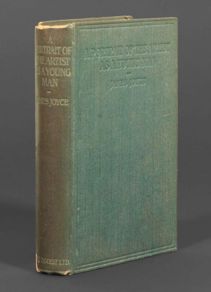 b692daa6 A Portrait of the Artist as a Young Man | James Joyce | 1st Edition