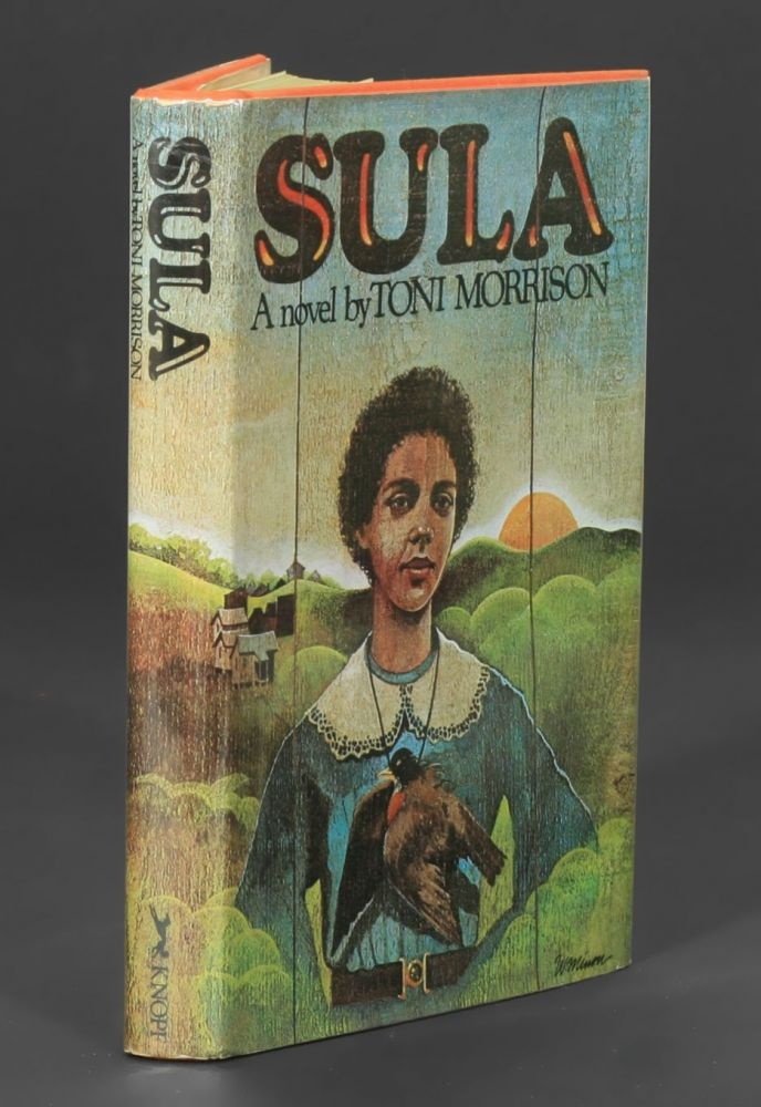 an analysis of toni morrisons sula Two girls who grow up to become women two friends who become something  worse than enemies in this brilliantly imagined novel, toni morrison tells the.