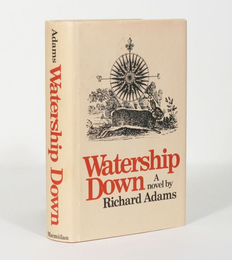 a review of the book watership down by richard adams Five star review of the classic children's novel watership down by richard adams.