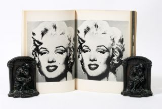 Andy Warhol: Moderna Muséet Exhibition Catalog