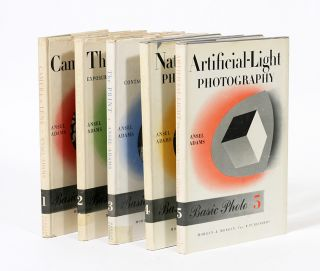 Basic Photo Series: Camera & Lens, (2) The Negative, (3) The Print, (4) Natural-Light...