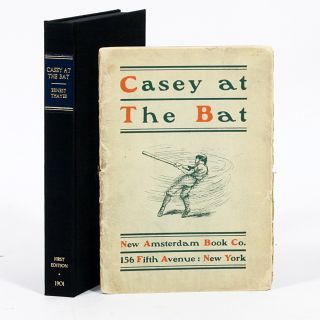 Casey at the Bat. Ernest Thayer.