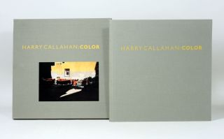 Color 1941-1980. Harry Callahan.