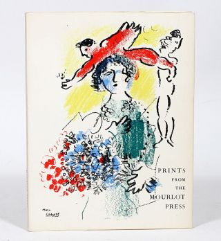 Prints from the Mourlot Press. Marc Chagall, Pablo Picasso, Joan Miro, Henri Matisse.