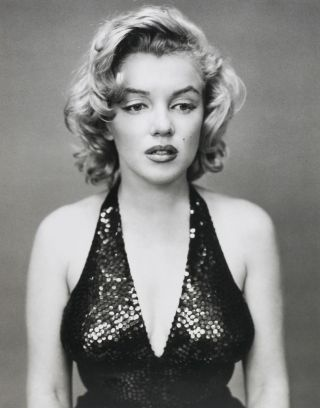 An Autobiography. RICHARD AVEDON, MARILYN MONROE