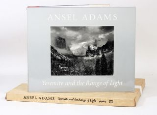 Yosemite and the Range of Light. ANSEL ADAMS