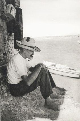 The Old Man and the Sea. ERNEST HEMINGWAY