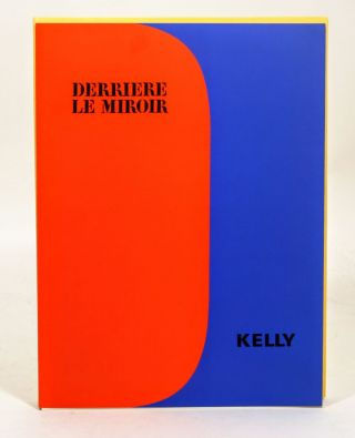 Derrière le Miroir no. 149: Ellsworth Kelly. ELLSWORTH KELLY.