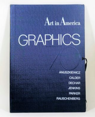Art in America, Graphics 70