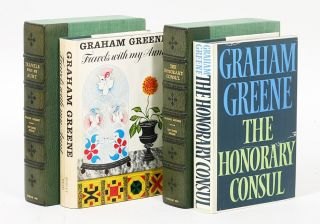 Travels with my Aunt [AND] The Honorary Consul. GRAHAM GREENE