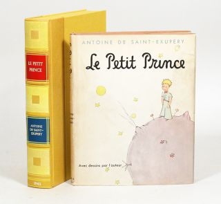 Le Petit Prince [The Little Prince]. ANTOINE DE SAINT-EXUPÉRY.