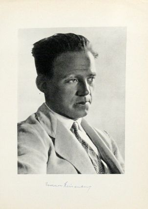 Typed Letter Signed [TLS]. WITH: Photogravure Signed. WERNER HEISENBERG.