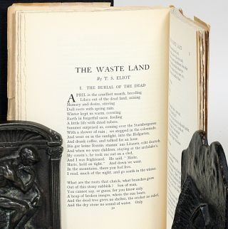 The Waste Land, in the The Criterion