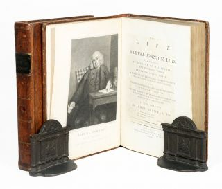 The Life of Samuel Johnson, LL.D. JAMES BOSWELL.