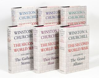 The Second World War. WINSTON CHURCHILL