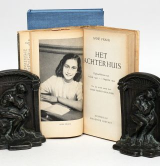 Het Achterhuis [The Secret Annex; Anne Frank: Diary of a Young Girl]