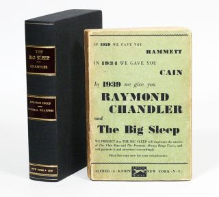 The Big Sleep. RAYMOND CHANDLER