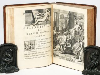 De Rerum Natura libri sex. Ad optimorum Exemplarium fidem recensiti. [On the Nature of Things]