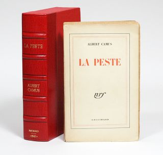 La Peste [The Plague]. ALBERT CAMUS