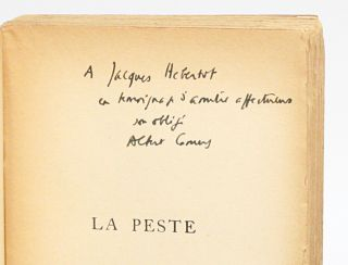 La Peste [The Plague]