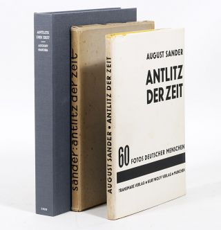 Antlitz der Zeit [The Face of Our Time]