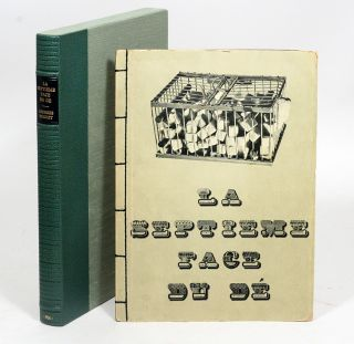 La Septieme Face Du Dé. GEORGES HUGNET, MARCEL DUCHAMP, SURREALISM