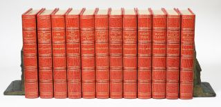 The Author's Edition of the Works [Adventures of Sherlock Holmes; Memoirs of Sherlock Holmes; A Study in Scarlet; The Sign of the Four; etc.]