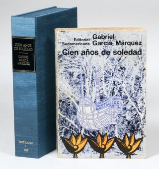 Cien años de soledad [One Hundred Years of Solitude]. GABRIEL GARCIA MARQUEZ