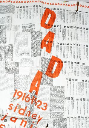 DADA 1916–1923: Catalog of the Exhibition. MARCEL DUCHAMP, SIDNEY JANIS